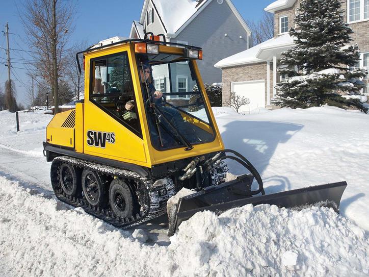 Snow Removal Prinoth Corporate