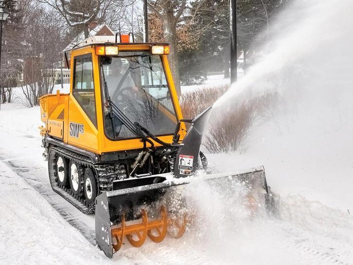Schneer 228 Um Kettenfahrzeuge Von Prinoth Corporate